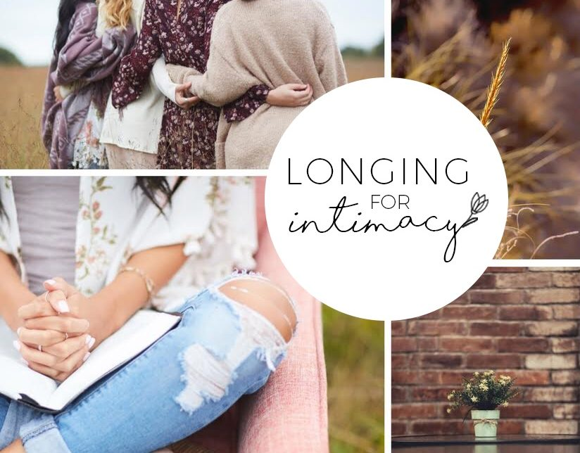 Longing for Intimacy